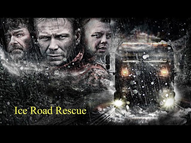Ледяная дорога / Ice Road Rescue - 2 сезон 4 серия