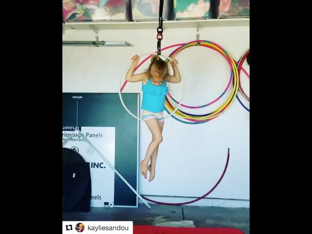 Instagram post by Aerial Sport Org • May 23, 2017 at 1:58am UTC