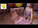 Кроватка для Baby Annaball подходит для Baby Born?! | Мои подарки на день рождения