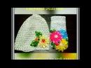 Новый цветочек Весеннее настроение украшение на шапочки и повязочки для малень