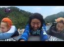 【TVPP】Kwanghee(ZE:A) - Dropped from the boat, 광희(제국의아이들) - 팡팡보트에서 날아가버린 광희 @ Infinite Challeng