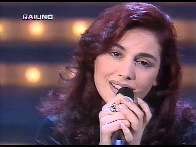 Sanremo 95 Più di così Antonella Arancio