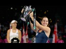 Dominika Cibulkova vs Angelique Kerber 2016 WTA Finals Singapore Final Highlights