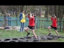 Черкаські школярі позмагались у Козацьких забавах