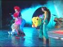 группа Президент Амазонка -концертная съёмка песни Маленькая девочка (Союз 21)