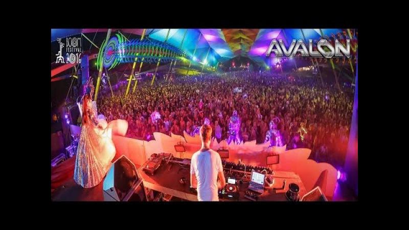 Avalon Live Set @ Boom Festival 2016 ᴴᴰ