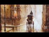 Eleni Karaindrou - Eternity Theme and Svetlana Yaseneva - paintings