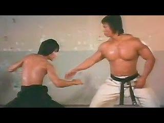 Боло Йенг против клонов Брюса Ли   Bolo Yeung vs clones of Bruce Lee