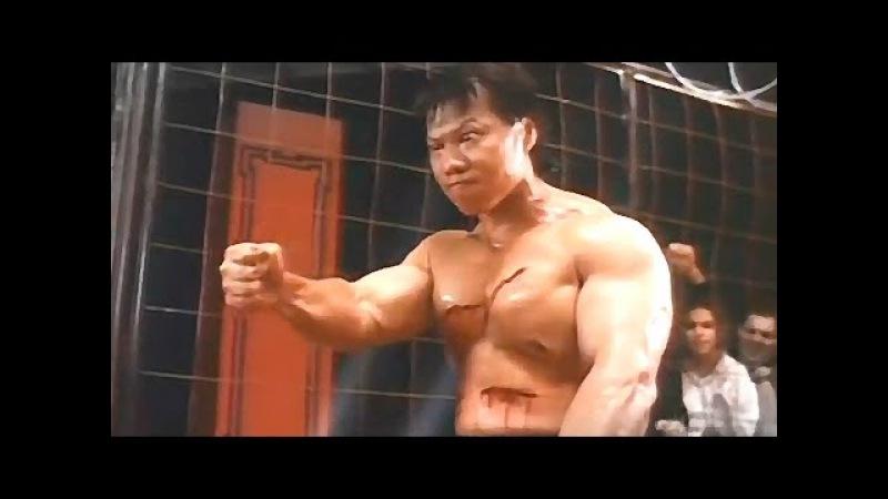 Сенсей Шинго (Боло Йенг) против Лэнса Стюарта | Sensei Shingo (Bolo Yeung) vs Lance Stuart