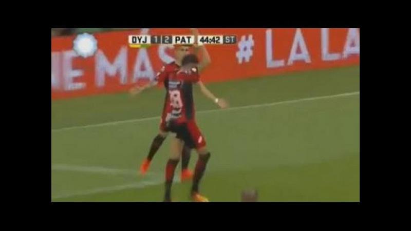 Defensa y Justicia 1 x 2 Patronato P - Fecha 11 - Liga Argentina - Resumen - Todos los goles