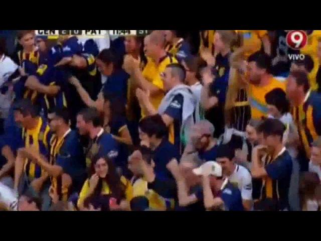 Rosario Central 2 - 1 Patronato (Torneo De Primera División 201617) | LOS GOLES
