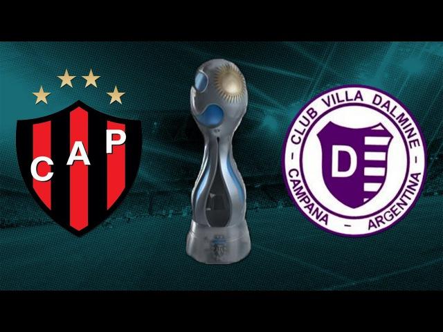 Patronato 0 (4) 0 (2) Villa Dálmine Copa Argentina 2016 (Penales) - Resumen Completo