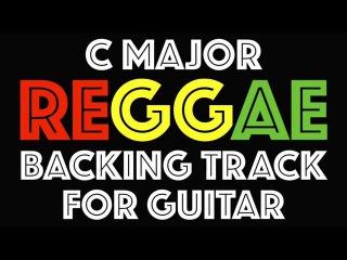 Reggae Backing Track In C Major