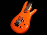 Joe Satriani style hard rock backing track in A