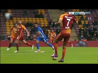 Galatasaray 5-1 Dersimspor Ziraat Türkiye Kupası 3.Tur Özet HD