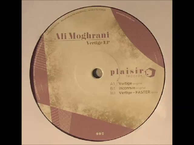 Ali Moghrani - Vertige (Faster Remix)