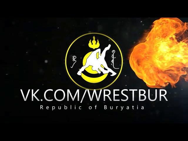 Чемпионат России по боевому самбо. 62 кг. Алдар Буданаев в синем