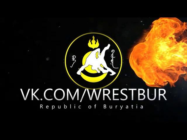 Чемпионат России по боевому самбо. 62 кг. Алдар Буданаев в синем(2)