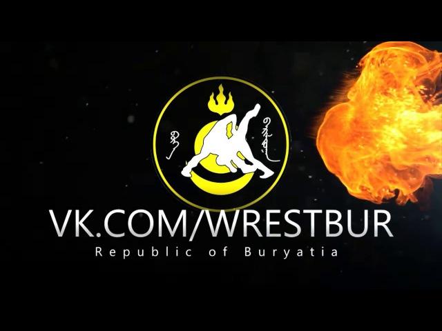 Чемпионат России по боевому самбо. 62 кг. Алдар Буданаев в синем (3)