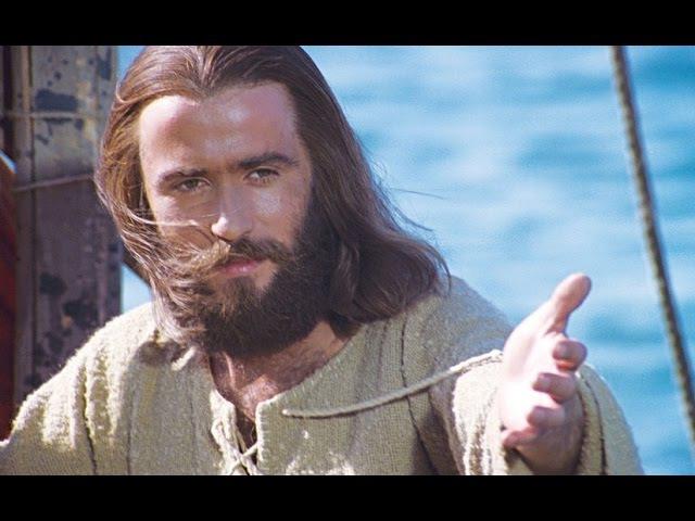 Иисус экранизация Евангелие от Луки HD 1979 Самый великий человек живший на земле