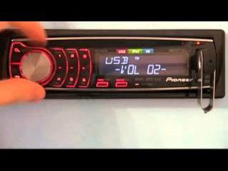 Автомагнитола Pioneer DEH-6300SD