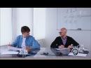 Вечерний Ургант. Дмитрий Хрусталев и Александр Гудков сдают ЕГЭ по обществознан...