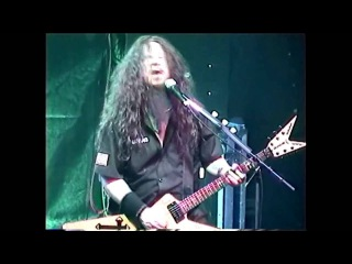 Gasoline (Dimebag Darrell Unreleased Band) - Drink Destroy (Metallica Cover)