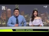 [SHOW] 160604 Secret: Хёсон @ tvN SNL Korea