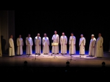Праздничный хор Данилова монастыря. Концерт в Мончегорске.