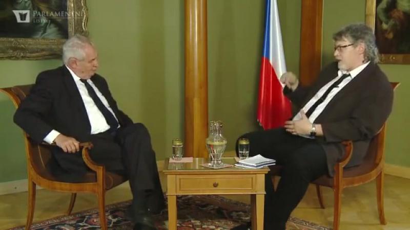 """Exkluzivní VIDEO; Miloš Zeman rozstřílel """"totalitní pražskou kavárnu"""" a její média. Tak drsně jako dosud ne. ! Čum.sk"""