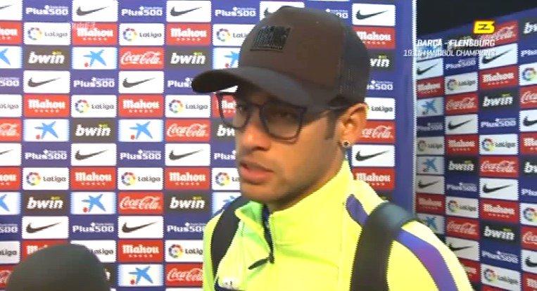 Neymar: Biz boshqa klublarga e'tibor bermaymiz, hamma o'z ishini qilsin