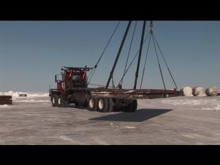 Ледовый путь дальнобойщиков 2 сезон 11 серия из 14 / Ice Road Truckers (2008) HD 720p