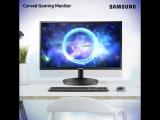 Изогнутый игровой монитор Samsung CFG70