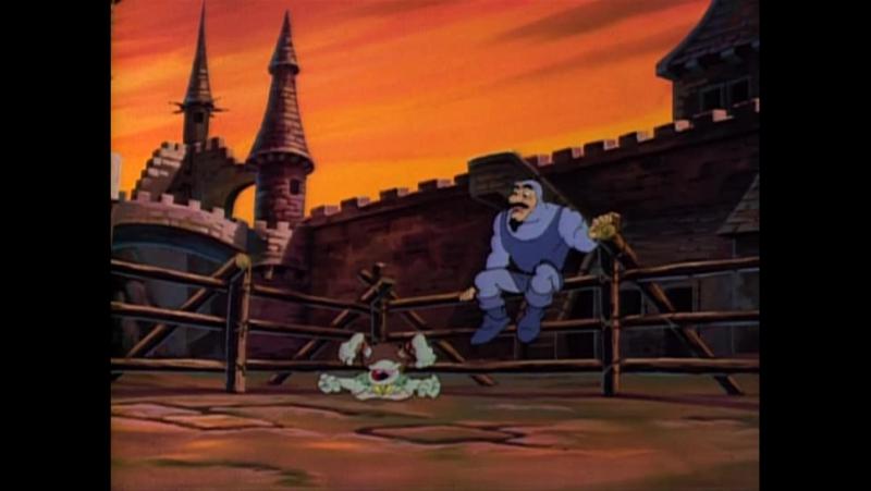 Приключения мишек Гамми 15 серия 6 сезон