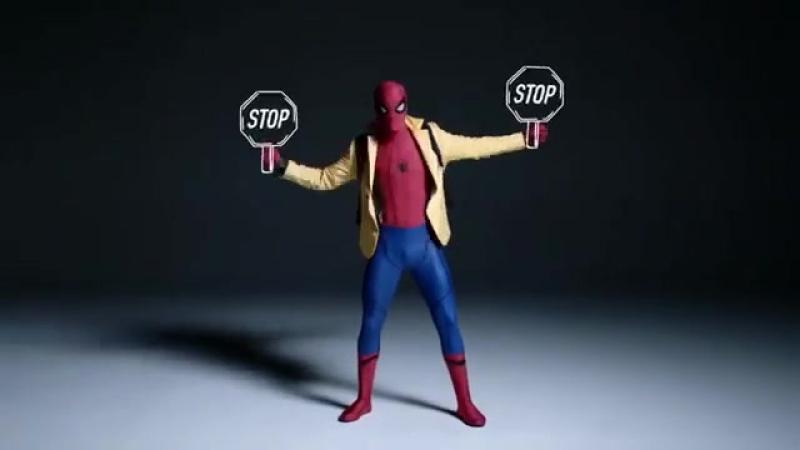 Spider-Man Dance! / Человек-паук танцует