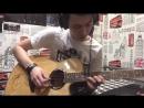The bleeding-5fdp (acoustic) (cover)