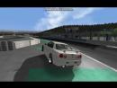 RFactor Nissan Skyline GT-R R34 RB26DETT 420hp Drift Kiss The Wall