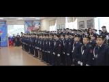 _Посвящение в кадеты 2016_ школа _Кадет_ №95 - YouTube [720p]