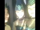 девочки молодцы гр Ирадэм Сайрам узбек драмма театр@казахский танец💃💃💃14 01 2017год😙😙