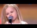 Дочь Ани Лорак поет песню