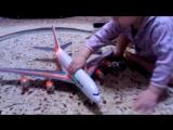 А380 во взлётном режиме)
