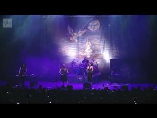 Nightwish - mexico city (pro shot) 2015