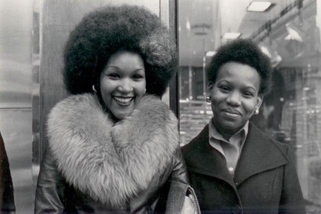 Эл Ванденберг. Без названия, из серии «В один прекрасный день». 1975 – 1980