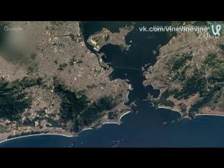 Как изменилась Земля за 32 года