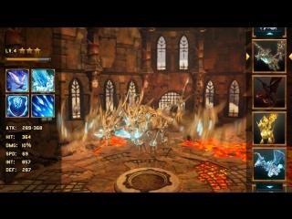 Legacy of Discord - геймплей