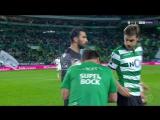 Чемпионат Португалии 2016-17 / Primeira Liga / 22-й тур / Обзор матчей