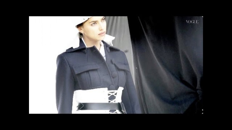 Irina Shayk for Vogue Japan August 2016