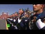 Владимир #Путин поздравил россиян с Днем Победы