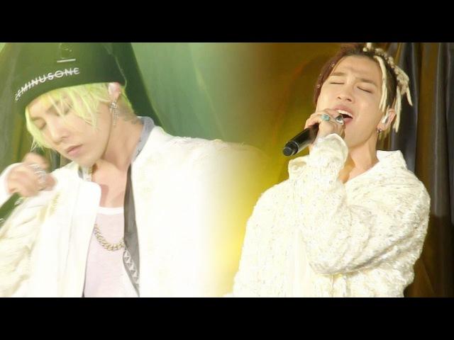 빅뱅(BIGBANG), 데뷔 10주년 자축하는 '라스트 댄스(LAST DANCE)' 명불허전 @2016 SAF SBS 가요대전 2부 20161