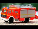 Мультик! Пожарная Машина и Полицейская Машинка - Авария! Мультфильм про Машинки ...